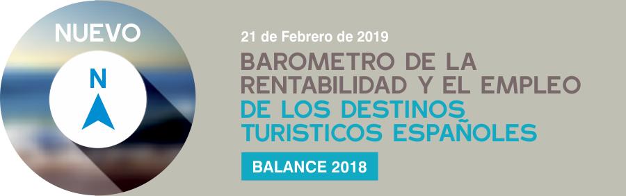 Barómetro de la Rentabilidad y el Empleo - Balance 2018