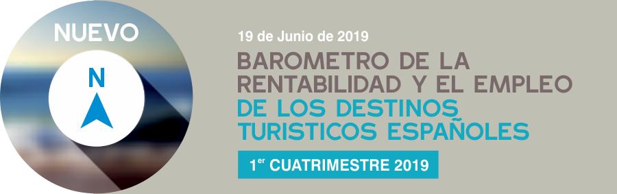 Barómero de la Rentabilidad y el Empleo - 1er cuatrimestre de 2019