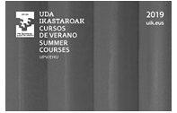 Cursos de verano uda-2019