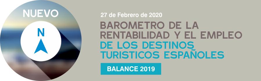 Barómetro de la Rentabilidad y el Empleo - Balance 2019