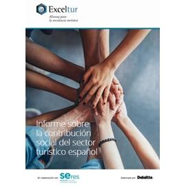 La Contribución Social del Sector Turístico Español